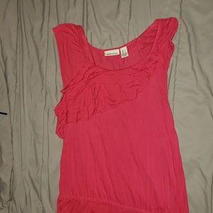 DKNY Pink Magenta Shirt